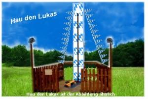 Hau den Lukas im bayerischen Stil
