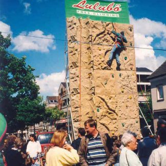 Lulubö-Kletterwand