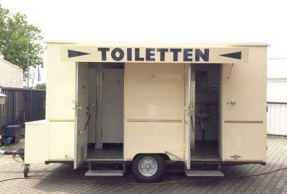 Toilettenwagen Lulubö Midi