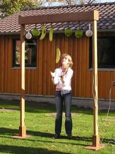 "Reaktionsspiel ""Bananarama Catch"""