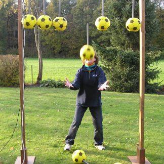 """Reaktionsspiel """"Soccer Catch"""""""