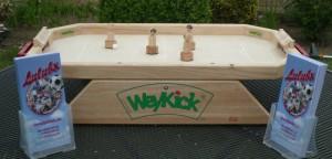 Tischfußball Weykick