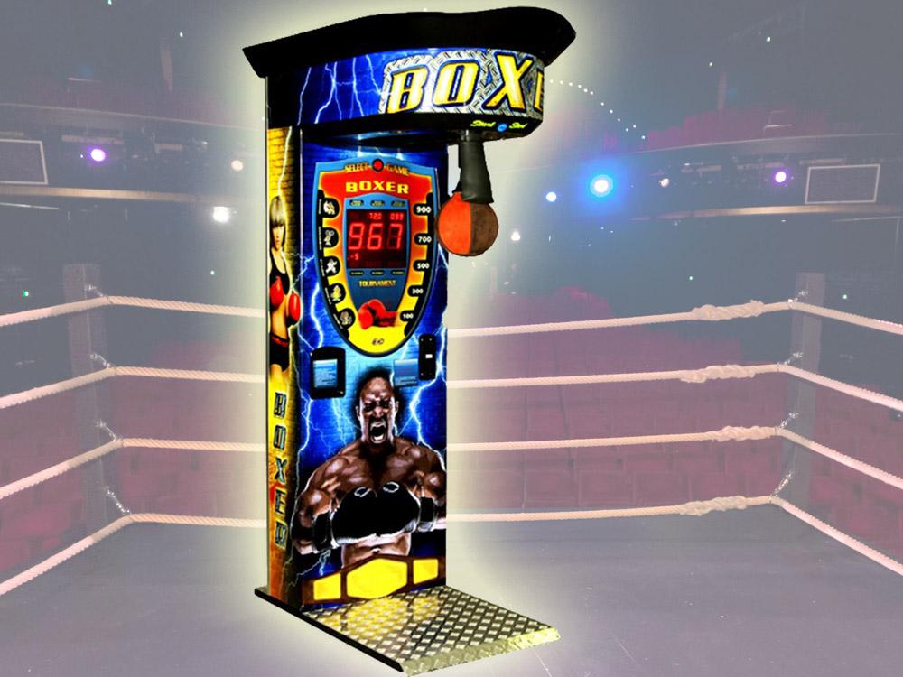 Boxautomat-Eventmodul