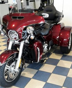 Harley-Davidson Trike